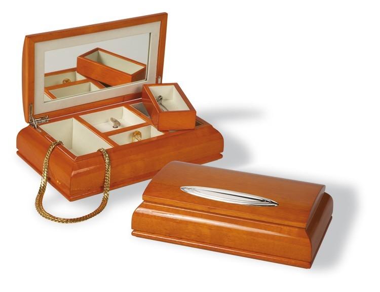 Шкатулка для ювелирных украшений Волшебная коробочка