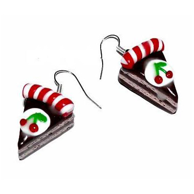 Серьги Cherry Pie