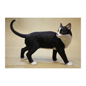 Кошка «Чёрная стоящая»