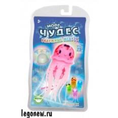 Игрушка Радужная медуза - Роза