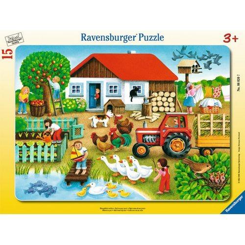 Пазл Лето в деревне от Ravensburger