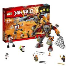 Конструктор Lego Ninjago Робот-спасатель