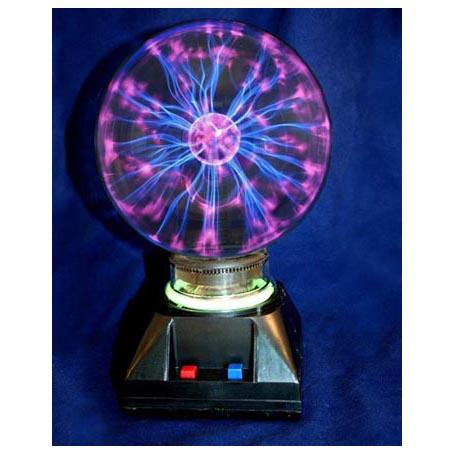 Плазменный Светильник шар большой плазма