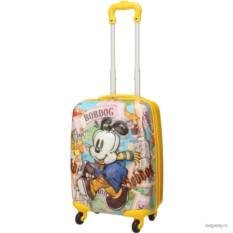 Детский чемодан 3D Rainbow от Bouncie
