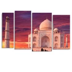 Модульная картина Тадж-Махал