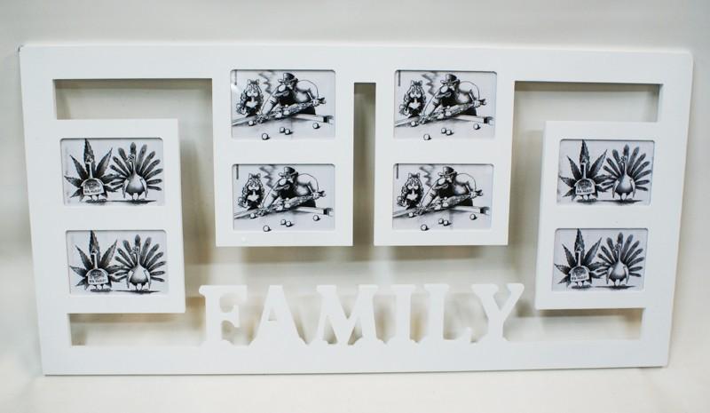 Фоторамка настенная Family XL