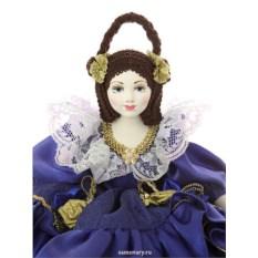 Кукла на самовар и чайник Ирина