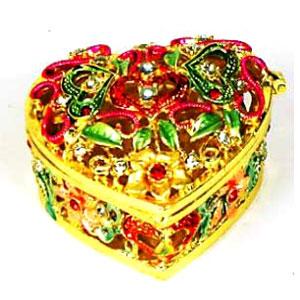 Шкатулка «Сердце»