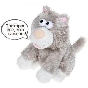 Интерактивная игрушка «Котенок-повторюшка»