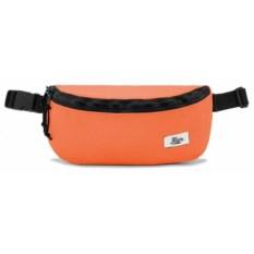Персиковая поясная сумка Якорь