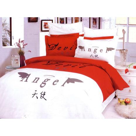 Комплект постельного белья Le vele 2 спал. Devil