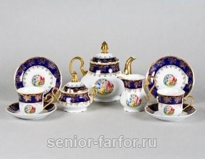 Чайный сервиз Мадонна на 12 персон (27 предметов)