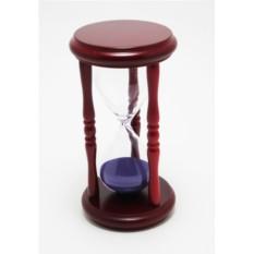 Часы песочные (5 минут, фиолетовый песок)