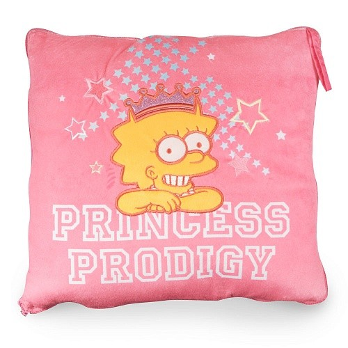 Плед-подушка The Simpsons Princess Prodigy
