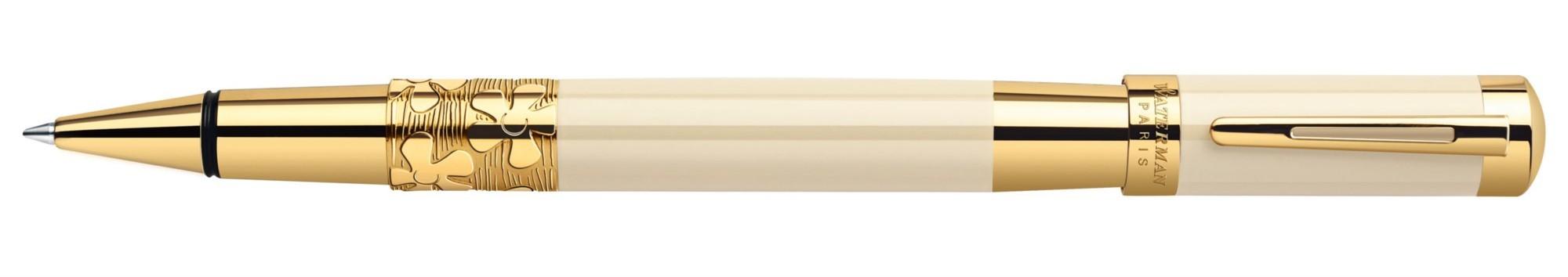 Ручка-роллер Waterman Elegance Ivory GT