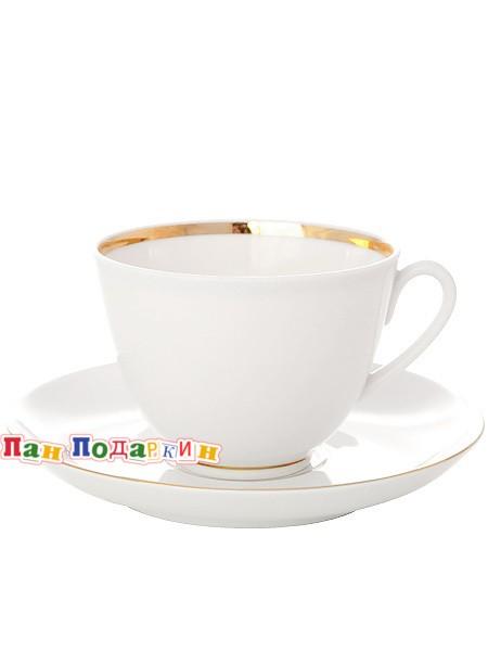 Чайный сервиз форма Весенняя с рисунком Белоснежка