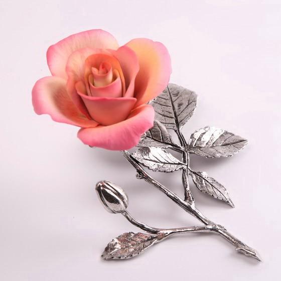 Декоративное изделие Роза