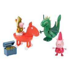 Игровой набор «Джордж и динозавр», Peppa Pig