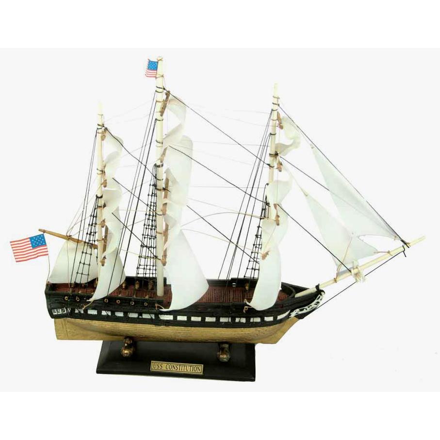 Модель корабля Constitution