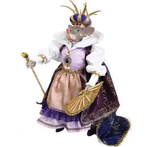Мышонок-королева