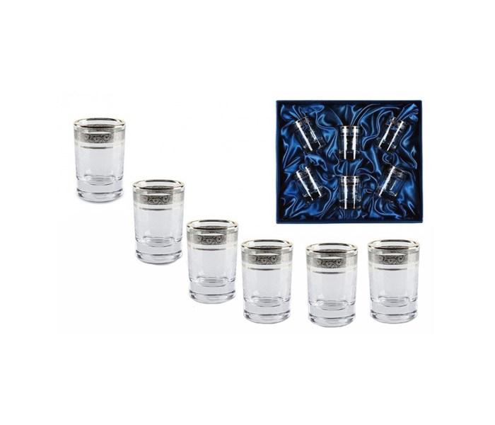 Подарочный набор стопок для водки Романс