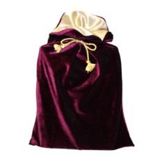 Мешок для упаковки подарка Бордо