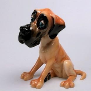 Фигурка собака Duke
