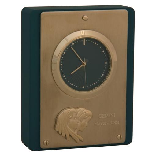 Часы со знаком зодиака «Близнецы»