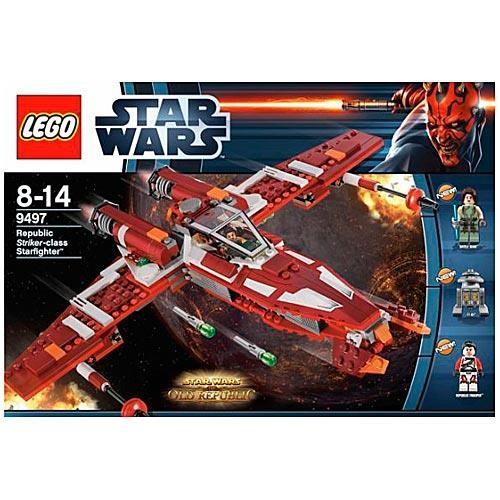 Конструктор LEGO Республиканский атакующий истребитель
