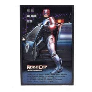 Постер 3D  ROBOCOP
