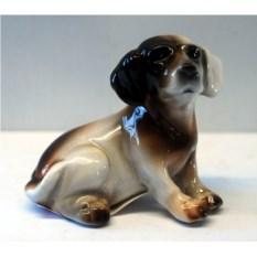 Декоративная фигурка Сидящая собачка