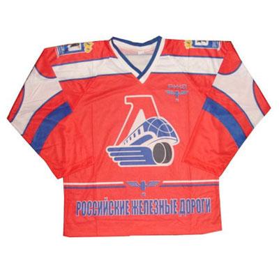 Хоккейный свитер Локомотив Ярославль