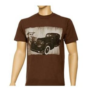 Футболка «Аль Капоне и авто»