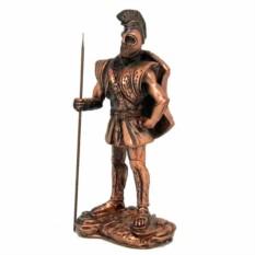 Декоративная статуэтка Воин с копьем