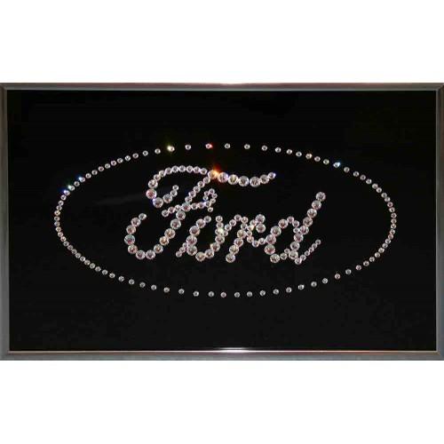 Картина Сваровски Ford