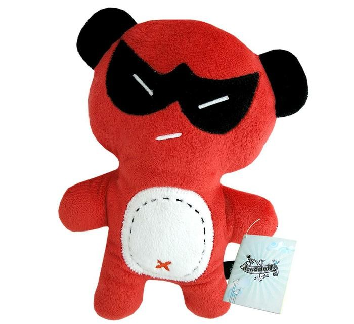 Дизайнерская игрушка Dooodolls Doo Ninja