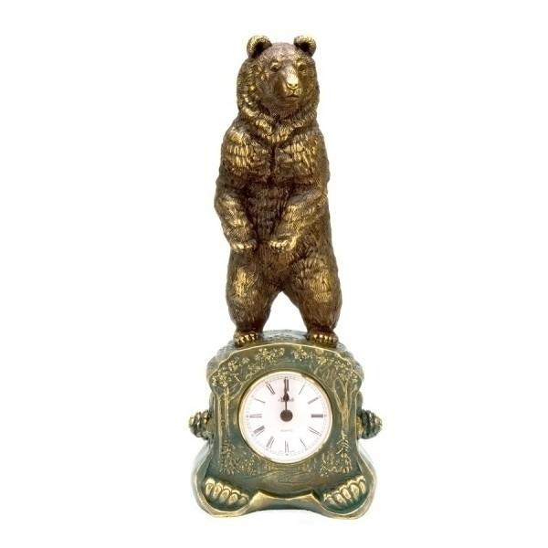 Часы «Медведь»