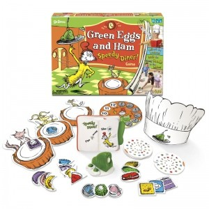 Игра на английском языке Dr. Seuss Speedy Diner