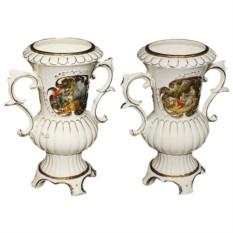 Ваза Королевство Рококо от Ceramiche Ferraro