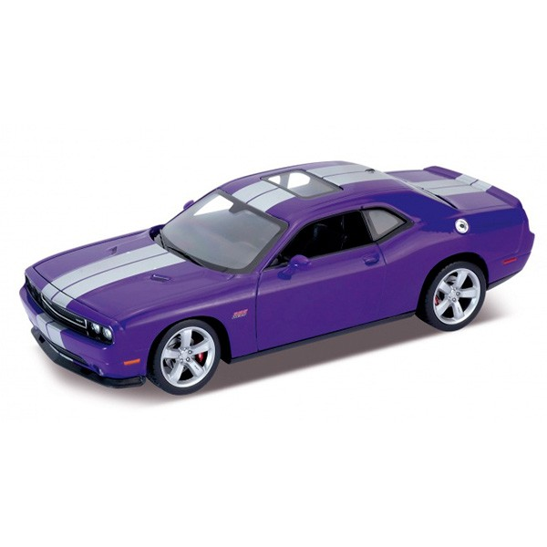 Модель машины Welly 1:24 Dodge Challenger SRT