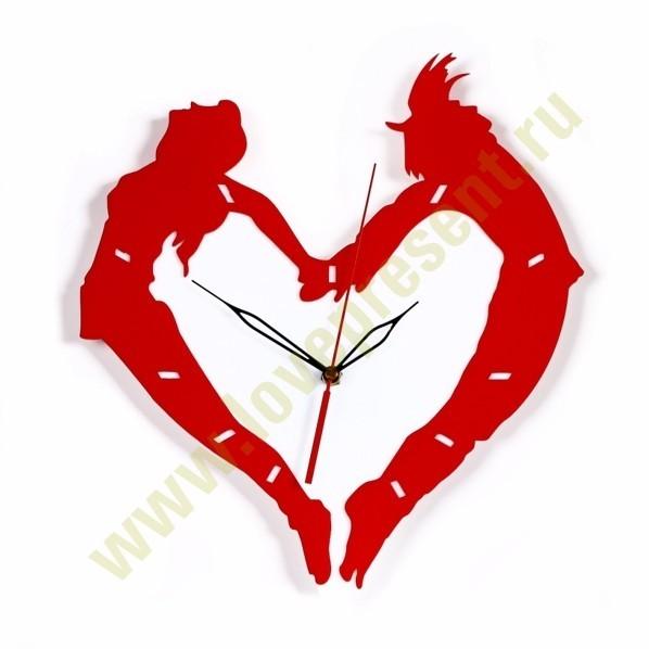 Часы «Любовь»
