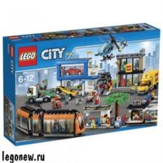 Конструктор Лего Городская площадь