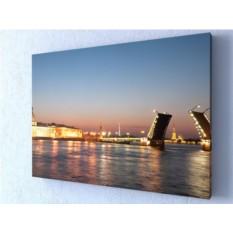 Фотокартина Дворцовый мост