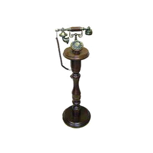 Ретро телефон декоративный
