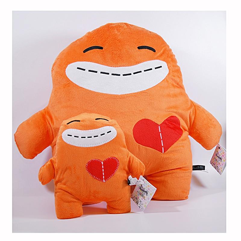 Мягкая игрушка-подушка Doodolls Doo Sunny Twin