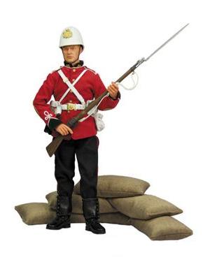 Фигурка Английского солдата