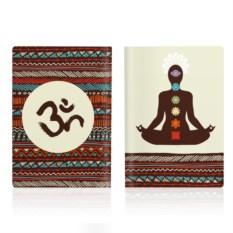 Обложка для паспорта Йога