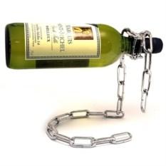 Подставка под бутылку-держатель Бутылка на цепи