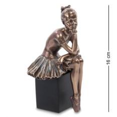 Статуэтка Юная балерина , высота 16 см