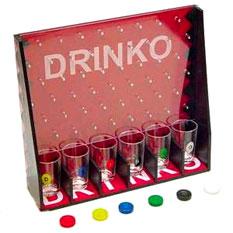 Алкогольная игра Дринко Drinko со стопками